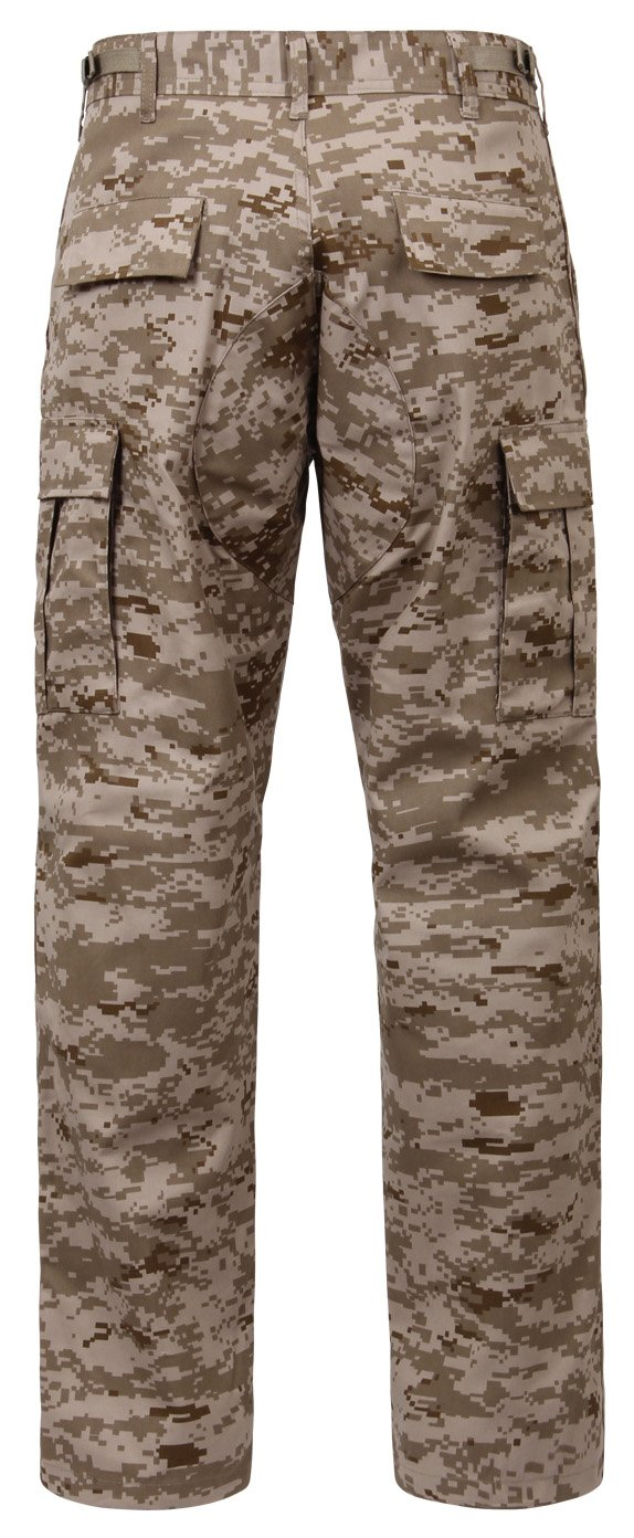 Rothco Bdu Pant - Desert Digital, Small
