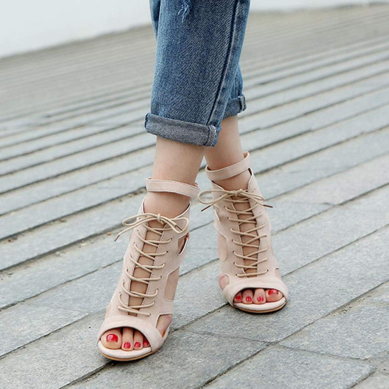 Good-memories 2018 high Heels Women Shoes Women Summer Open Toe Fashion high Heels Sandals Summer #