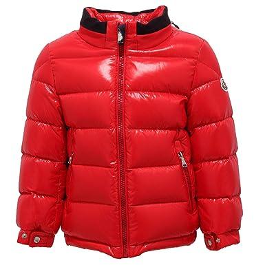 Moncler 7928Y Piumino Boy Bimbo Red RODEZ Jacket Kid [4