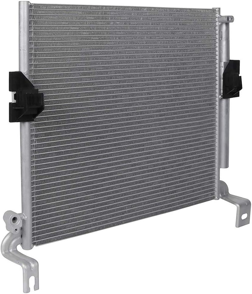 ECCPP Auto Parts Air Conditioning A//C AC Condenser Aluminum A//C AC Condenser Replacement Radiator for 4369 2005 Toyota Celica 2012 2013 2014 2015 Toyota Tacoma