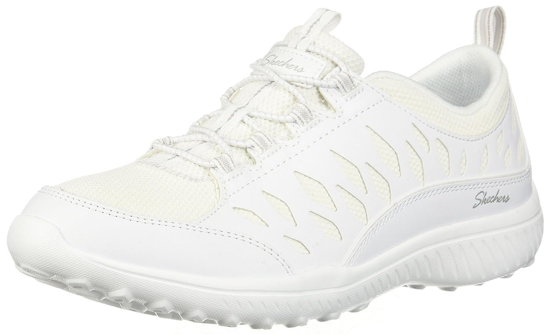 Skechers Women's Be-Light-My Honor Sneaker B078YTYN8Y 11 W US White