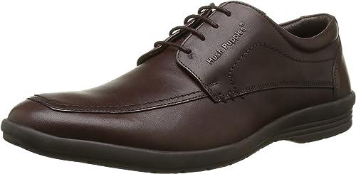 Hush Puppies Sam, Zapatos de Cordones Brogue para Hombre
