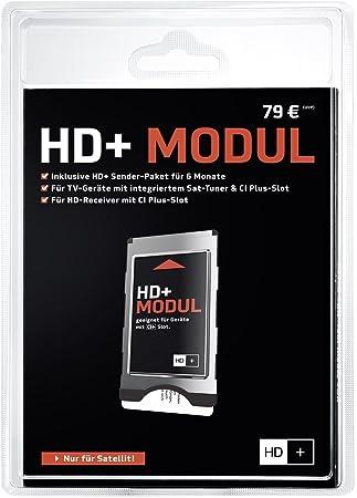 Ci + módulo Incluye HD + Tarjeta para 6 Meses + programas (Solo para Sat-Receptor y de Plasma de Ci + Interfaz)