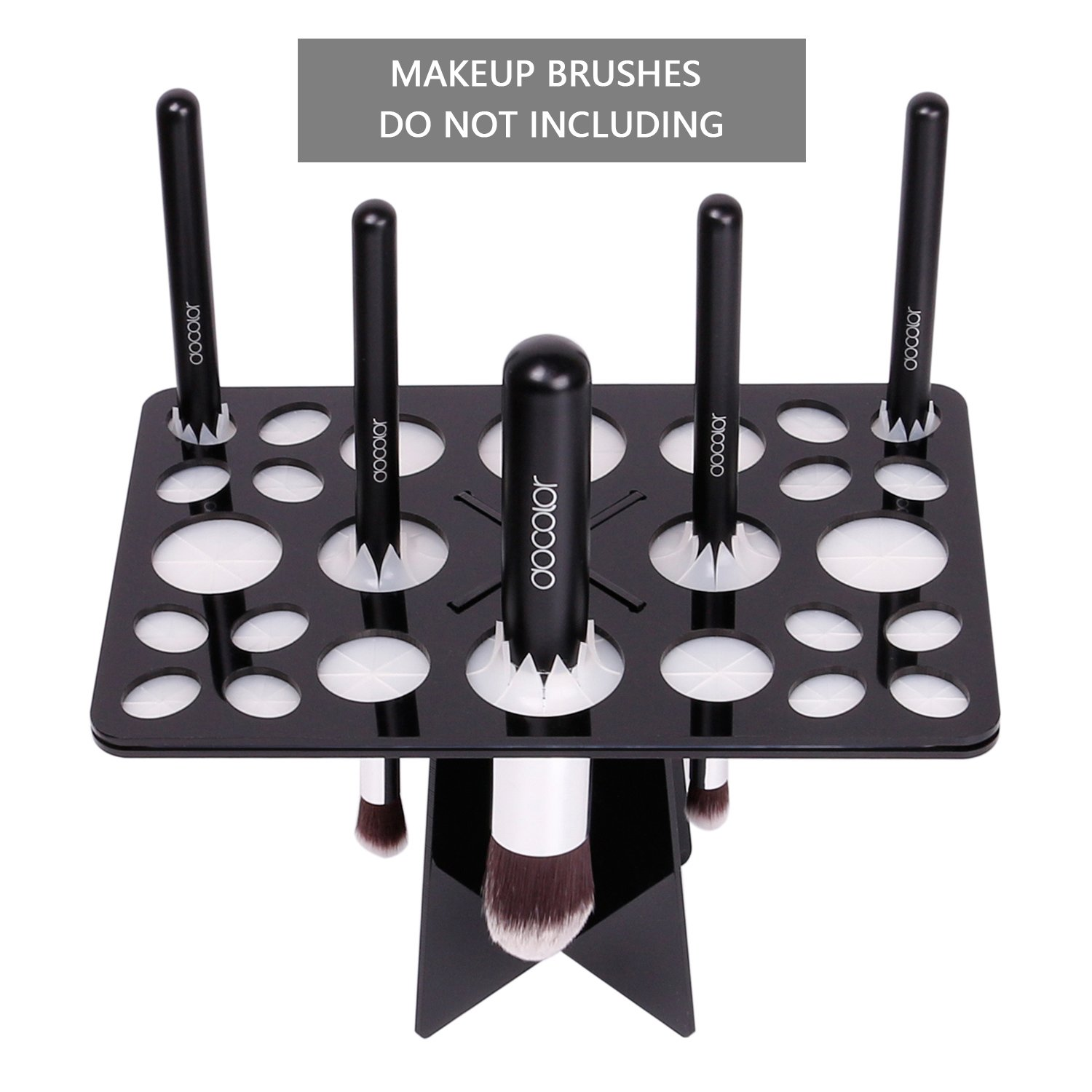 Docolor Makeup Brush Drying Rack