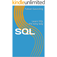 SQL: Learn SQL the easy way