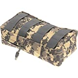 8*4.75*2 Military Nylon Outdoor Army Waist Bag Pouch Case