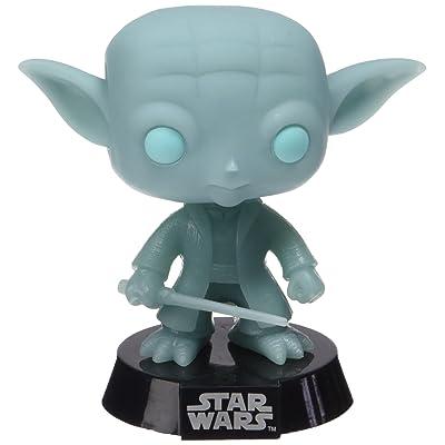Funko Pop! Star Wars #02 Yoda Spirit: Toys & Games [5Bkhe1206898]