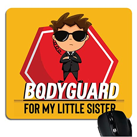 YaYa CafeTM Birthday Gifts For Brother Mousepad Amazonin Electronics