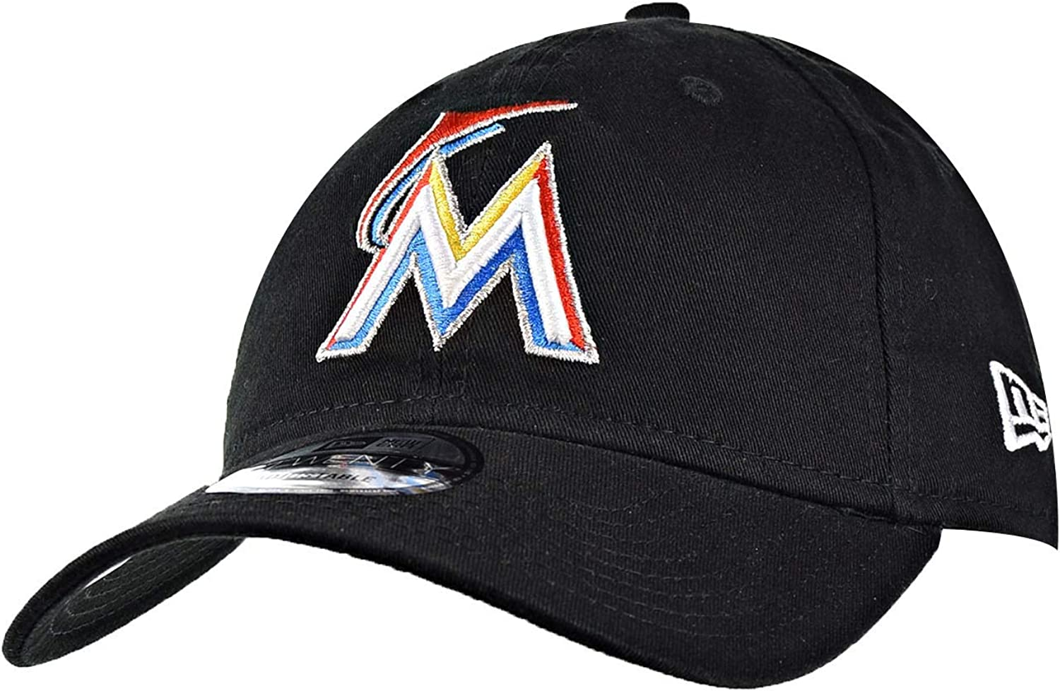 get cheap later best sell Miami Marlins New Era Home Replica Core Classic 9TWENTY Adjustable ...