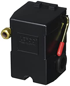 new h/d pressure switch