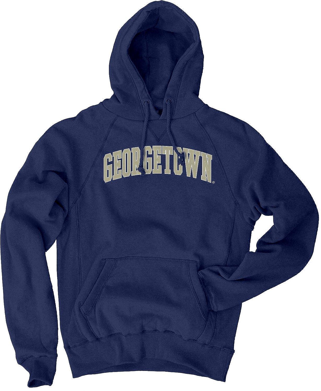 NCAA Mens Sanded Fleece Pullover Hoodie