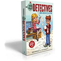 Third-Grade Detectives Mind-Boggling Collection: The Clue of the Left-Handed Envelope; The Puzzle of the Pretty Pink…