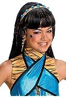 Rubies Monster High Cleo De Nile Costume Wig-