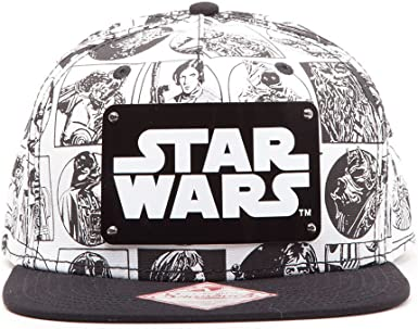 Bio - Gorra Estilo Cómic Star Wars: Amazon.es: Ropa y accesorios