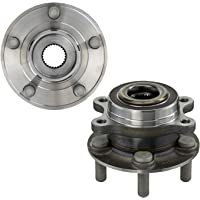 ROADFAR Wheel Bearing /& Hub Assemblies fit for 2007-2013 Nissan Altima Front Wheel Drive 513294