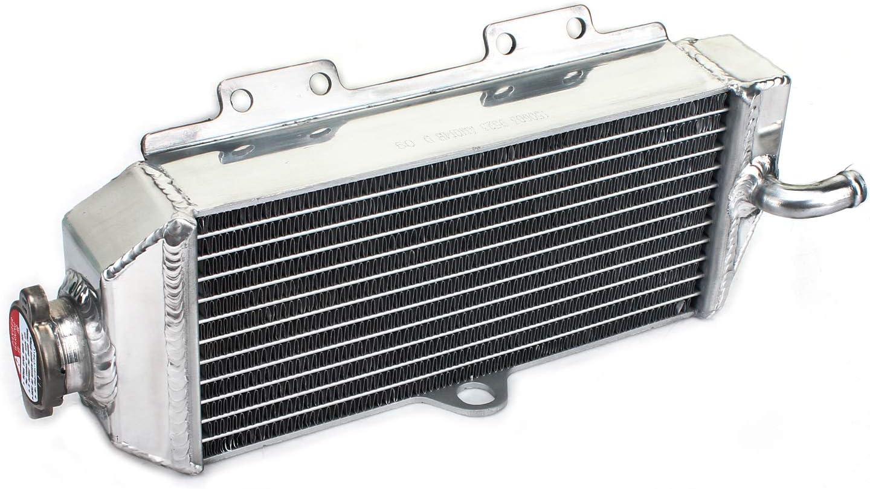 TARAZON Moto Aluminium Radiateur de refroidissement moteur watercooling pour Yamaha YZ450F YZ426F 2000-2005 WR426F WR450F 2000-2006 YZF WRF 426 450 Refroidisseur deau radiateur