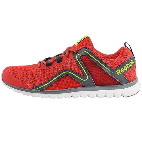 0994c1ce250a1 Reebok - Zapatillas para Hombre Rojo Red