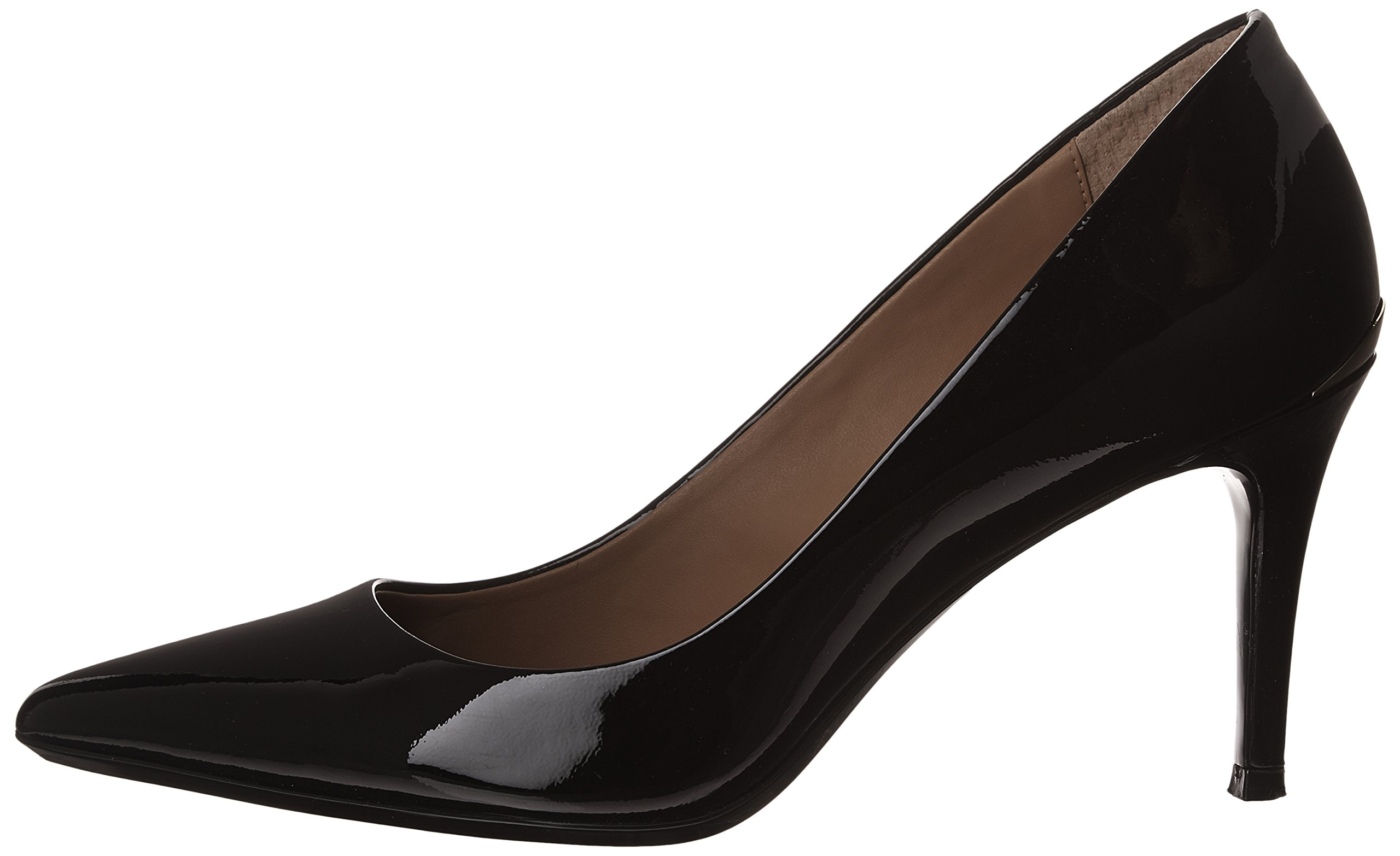 Calvin Klein Women's Gayle  Dress Pump,Black Patent, 7.5 M by Calvin Klein (Image #5)