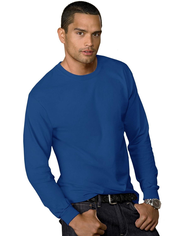 2202ba6ee52 Hanes Comfortsoft Long Sleeve Pocket T Shirt – EDGE Engineering and ...