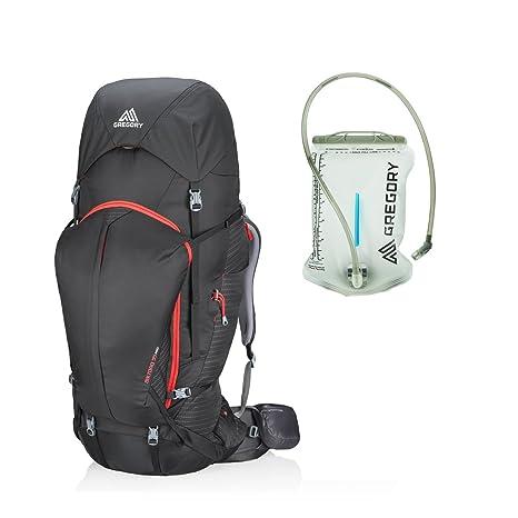 e004f531582 Gregory Baltoro Pro 95 Backpack - Large - Volcanic Black w Hydration  Bladder  Amazon.ca  Luggage   Bags