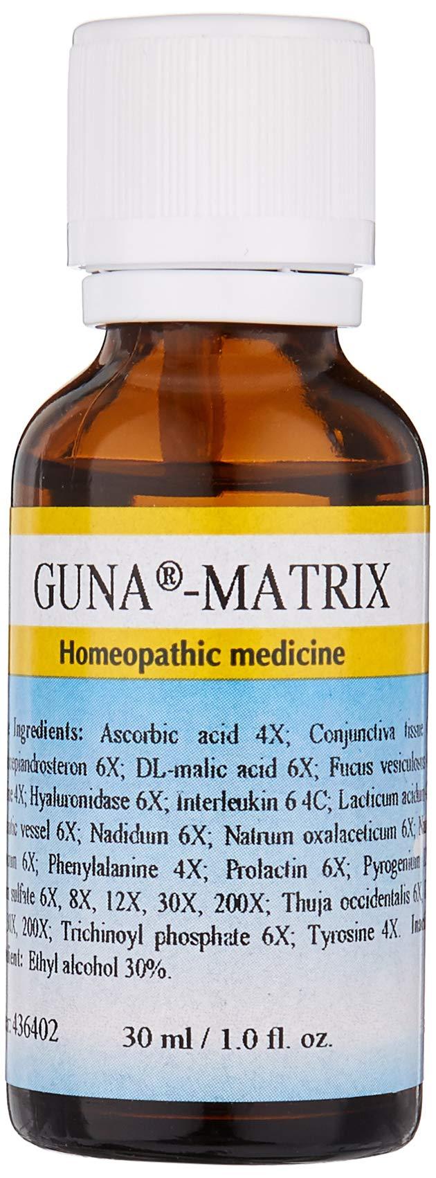 GUNA Matrix, 1 Fluid Ounce