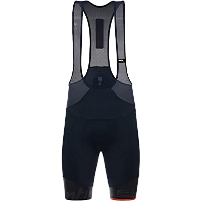 Santini Grey 2018 Sleek 99 Git Evo Pad Cycling Bib Shorts