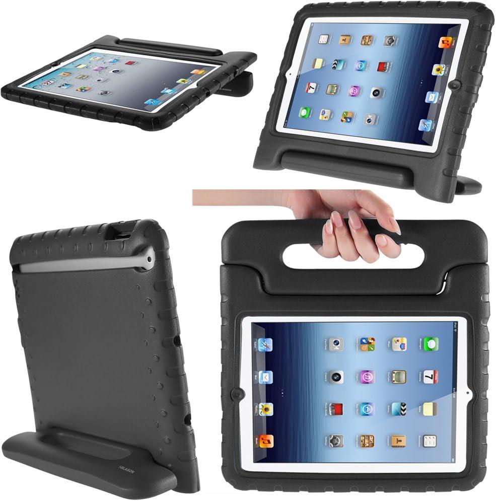 Alton Towers Theme Park Metal Logo Black Leather Crystal Apple iPad Mini 1 2 3 4 Model Tablet PC Case Cover Folder Style
