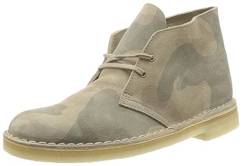 2424fb8853 Clarks Desert Boot 00111442, Stivali uomo: Clarks: Amazon.it: Scarpe e borse