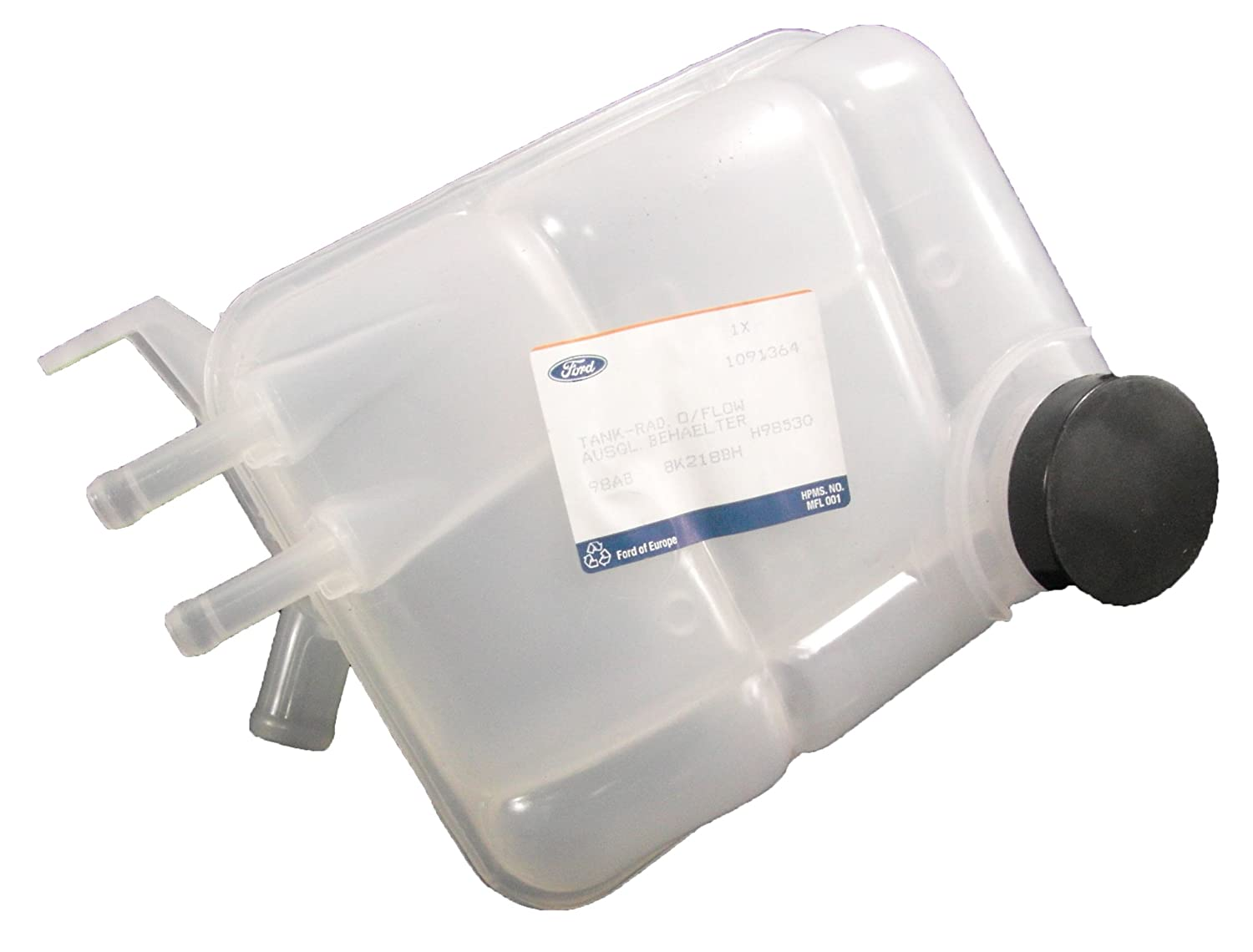 Ford Focus Mk1 Radiator Expansion Tank 1998-2005 Zetec-S 1.4/ 1.6 Ford Motor Company 1091364