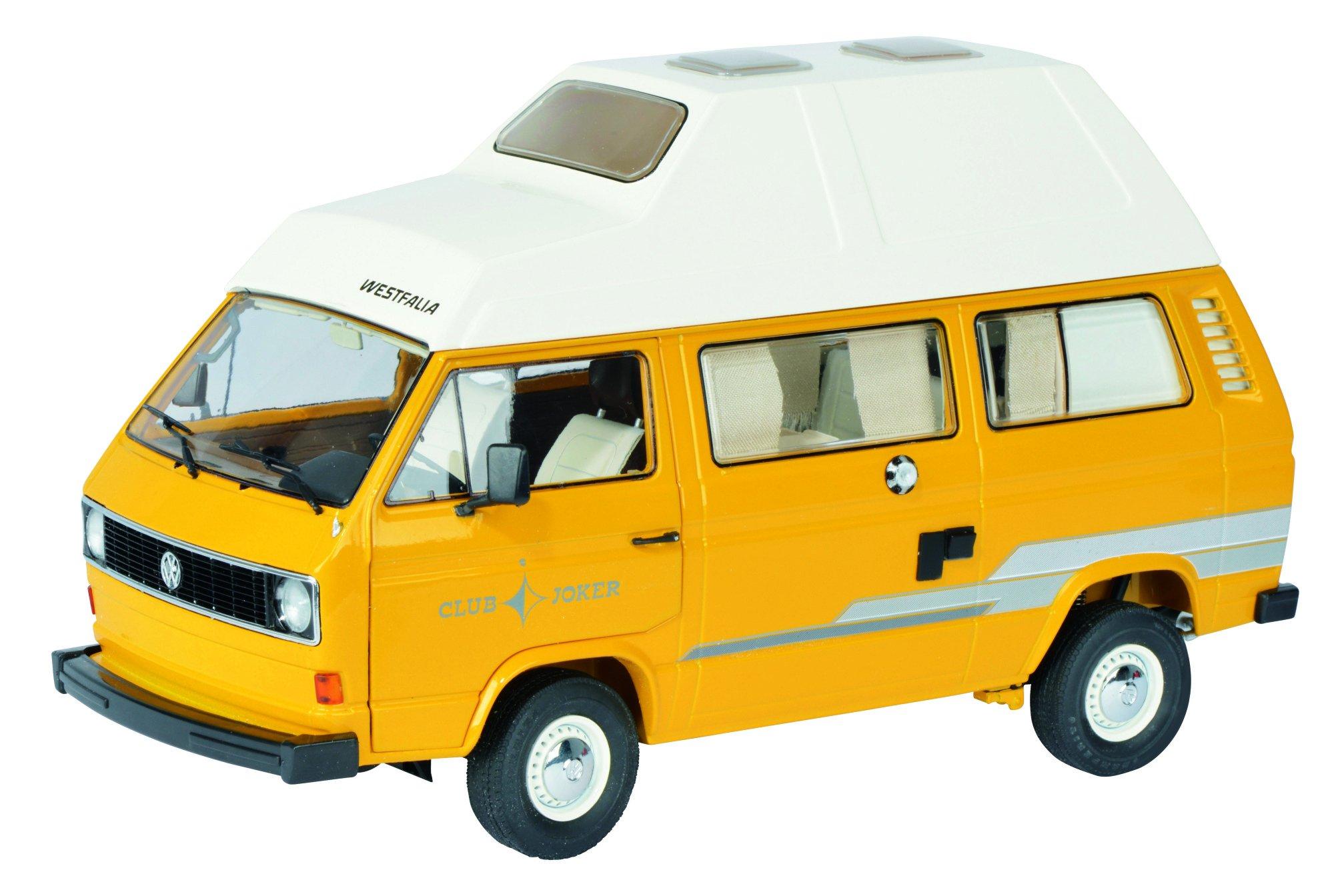 schuco 450038500 1 18 scale vw t3 joker camping bus. Black Bedroom Furniture Sets. Home Design Ideas