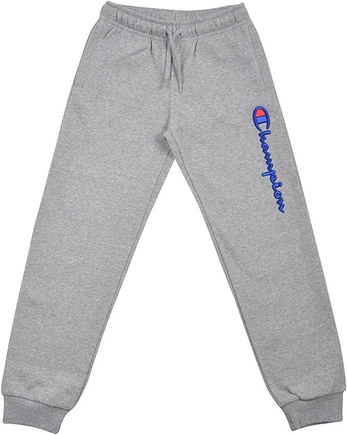 Pantalón chándal - Champion - Color gris - Niño (XL (13-14 años ...