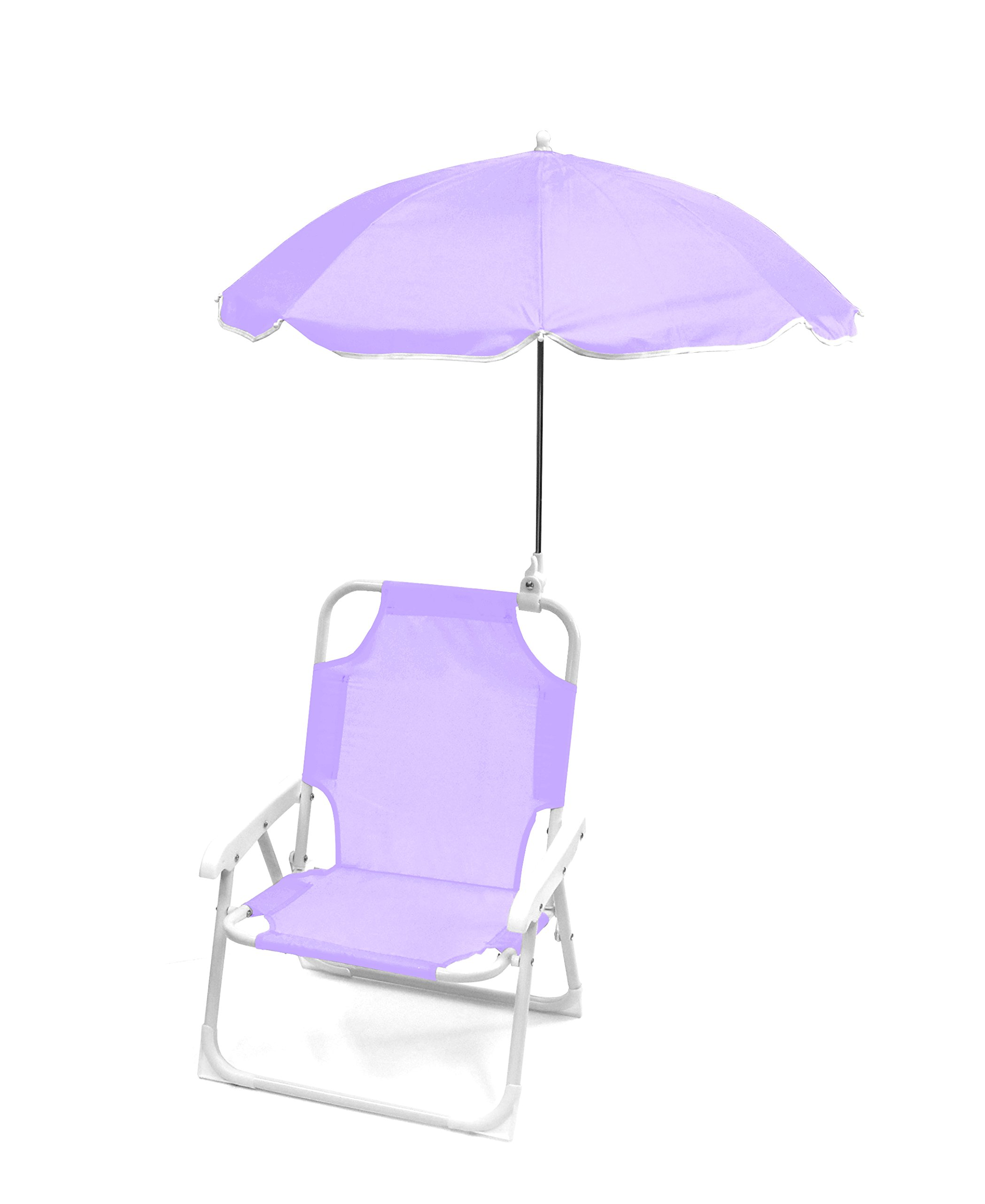 Heritage Kids Purple Beach Chair, Lavender