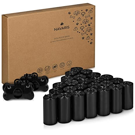Navaris 312 Bolsas para Caca de Perro - Bolsa Biodegradable ...
