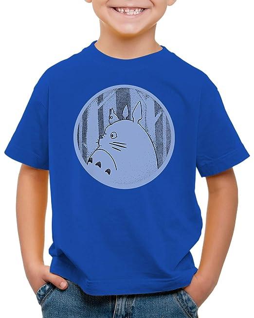 style3 Dot Totoro Camiseta para Niños T-Shirt mi Vecino Anime: Amazon.es: Ropa y accesorios