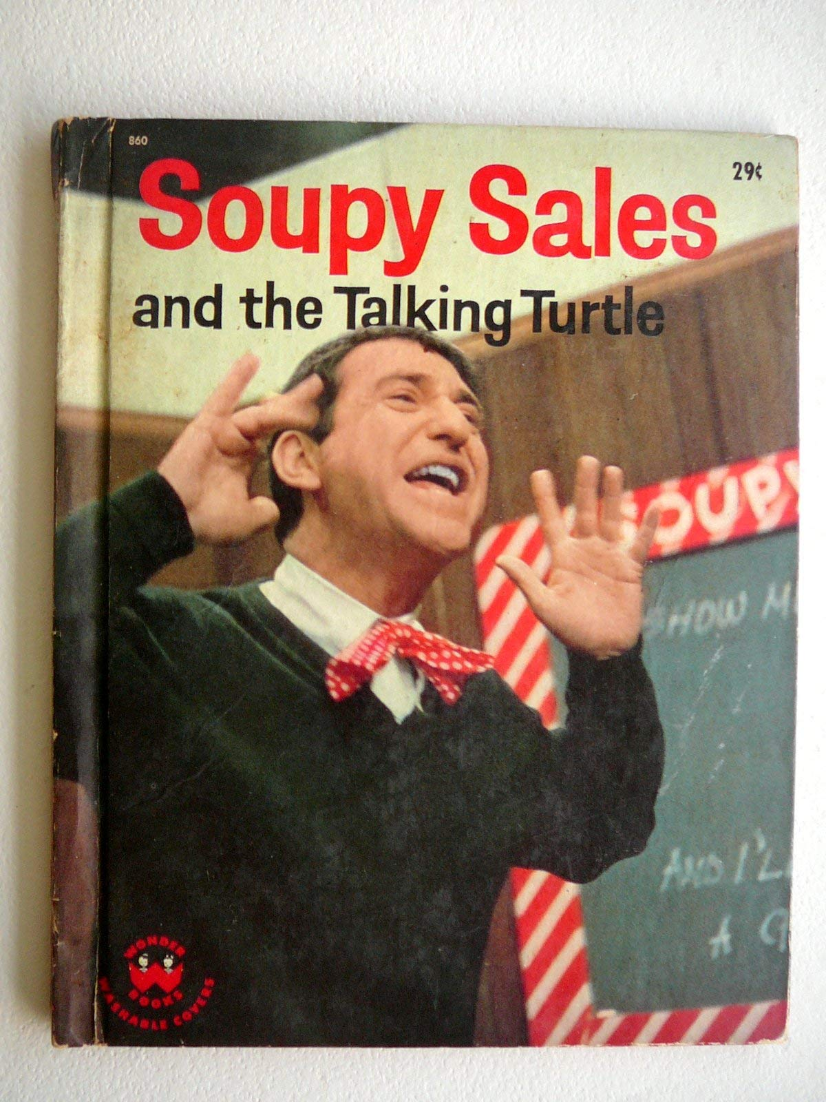 Soupy Sales and the Talking Turtle: Jean Bethell, Tony