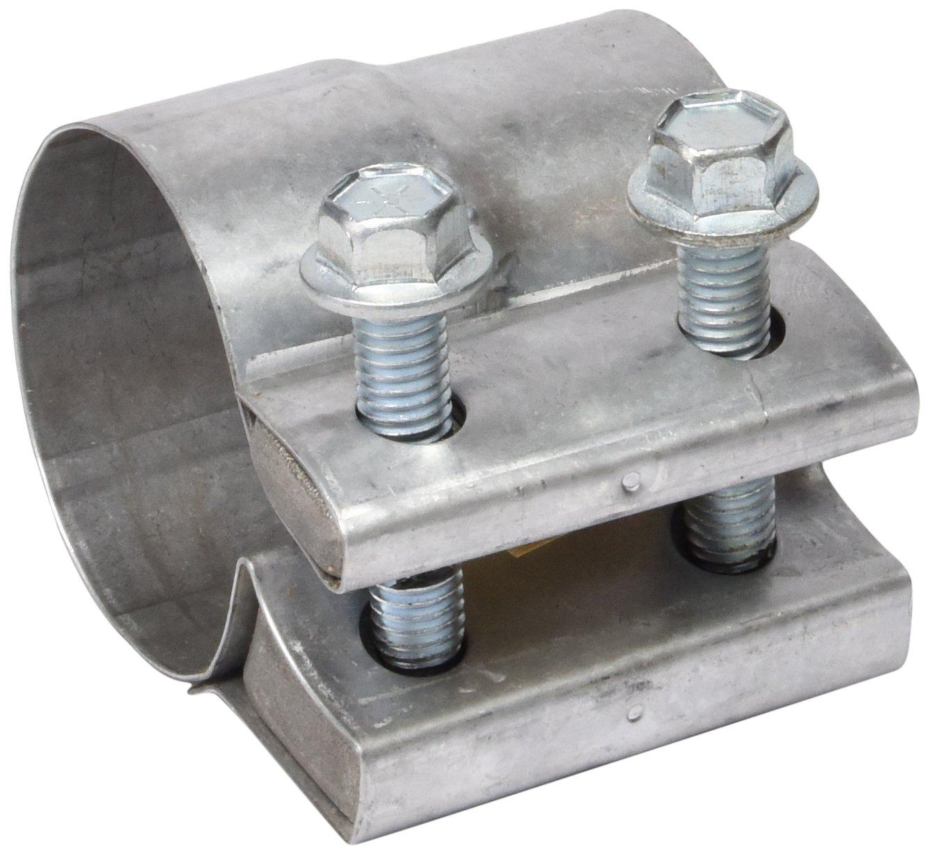 Walker (33975) 2-1/4'' Aluminized Lap-Joint Exhaust Clamp