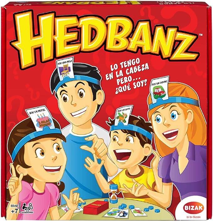 Juegos Bizak Headbanz Adivina que Pienso (BIZAK 61924297): Amazon ...