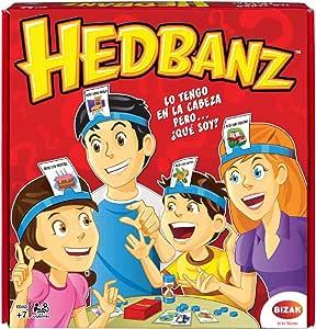 Juegos Bizak Headbanz Adivina que Pienso (BIZAK 61924297): Amazon.es: Juguetes y juegos