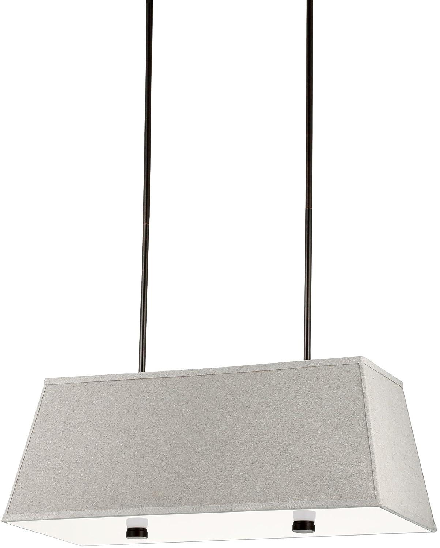 Amazon.com: Sea Gull Lighting Dayna para lámparas colgantes ...