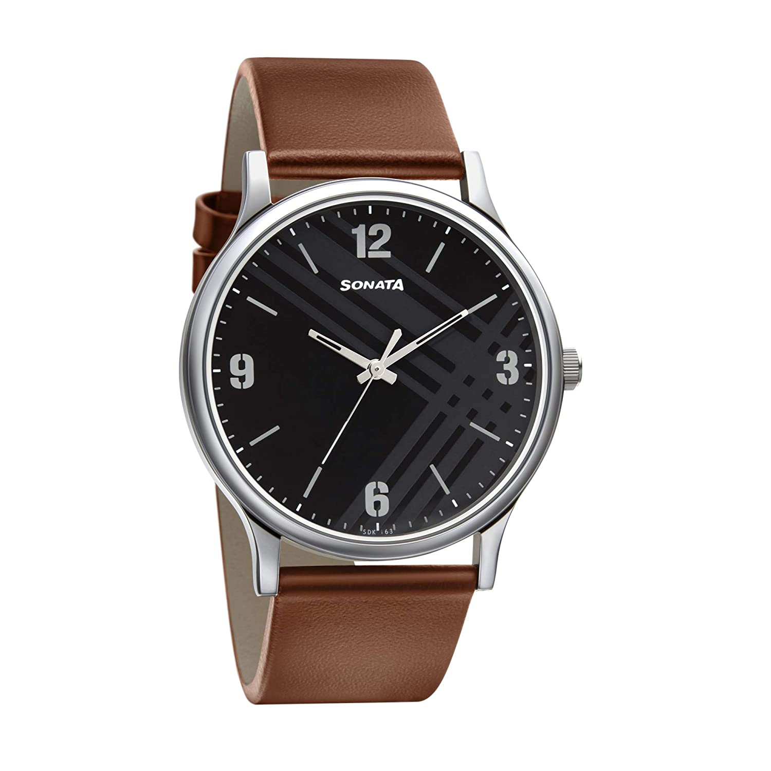 Sonata Best Mens Watches Under 1000 Rupees in India
