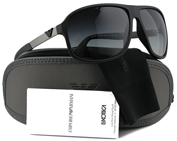 a6961840cb2 Image Unavailable. Image not available for. Colour  Emporio Armani EA4029  Sunglasses ...