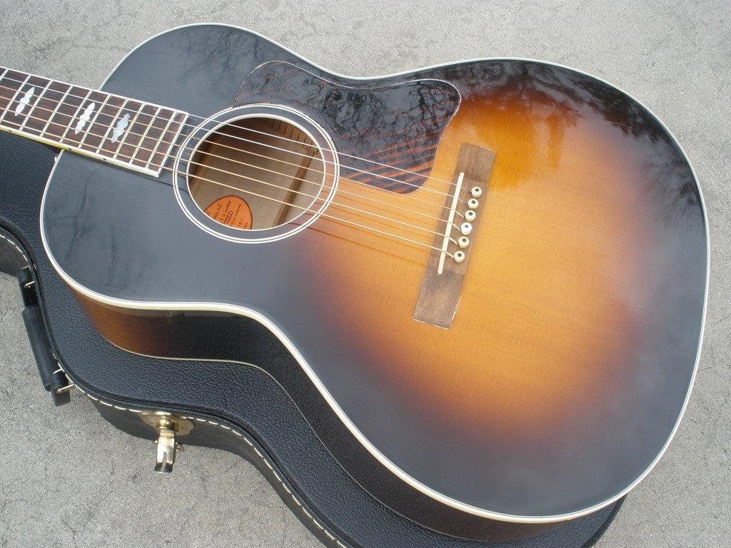 Gibson Nick Lucas limitada guitarra acústica - acabado Sunburst: Amazon.es: Instrumentos musicales