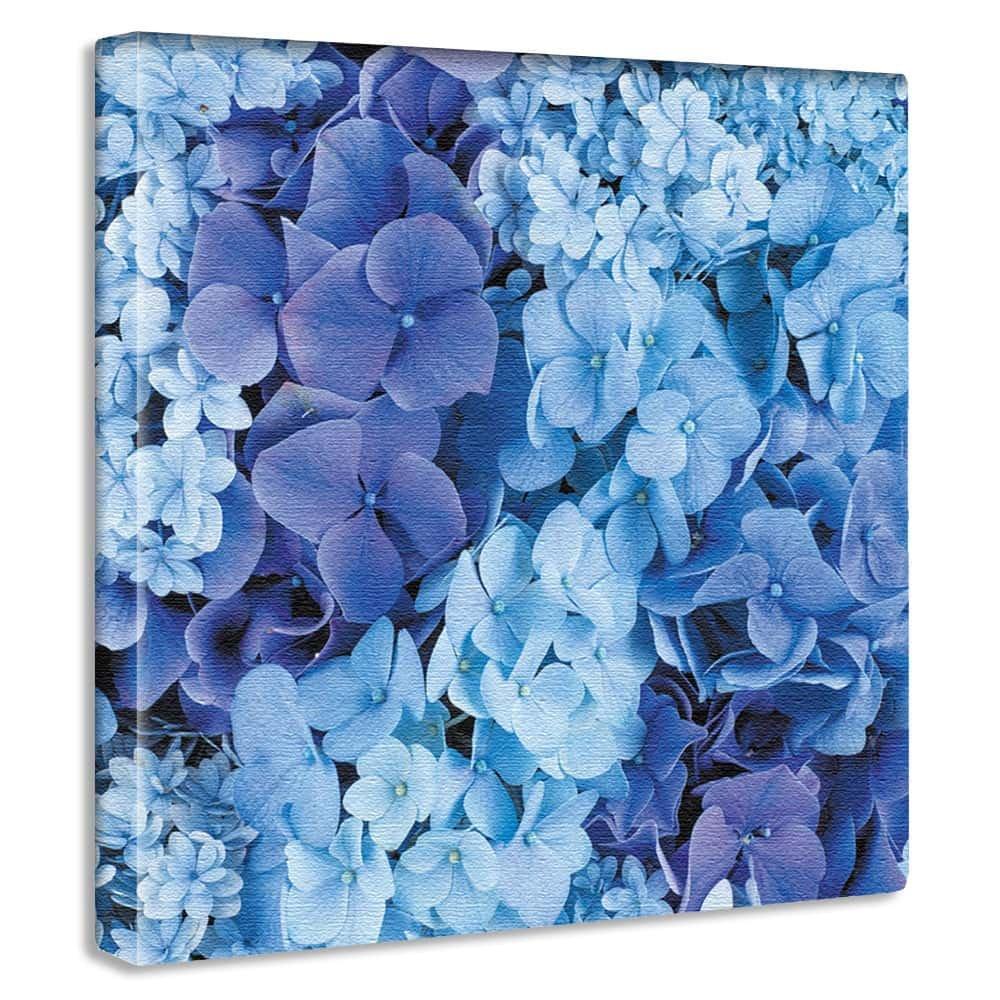 【アートデリ】竹内陽子のファブリックパネル インテリア 雑貨 アート 花 写真 yt-300-blue-013-XL XLサイズ yt-300-blue-013-XL B0761NJYGX XLサイズ(100×100cm) XLサイズ(100×100cm)