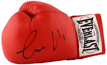 Conor McGregor Autographed New York Everlast Boxing Glove