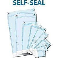 Bolsa esterilizadora autoadhesiva para autoclavos, 200 unidades, 57
