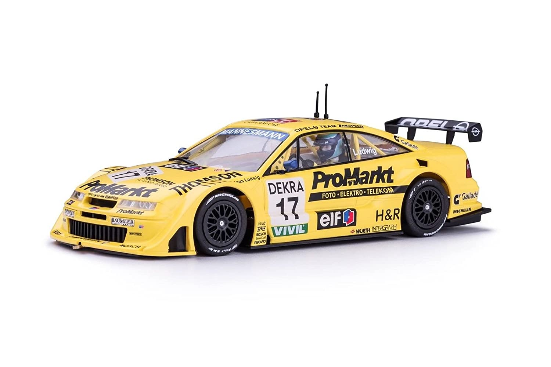 Amazon.com: Slot.it SICA36B Opel Calibra V6 n.17 - 1st Norisring ITC 1996: Toys & Games