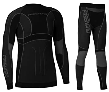 POWERTECH Functional Thermal Underwear Breathable Active Base Layer SET