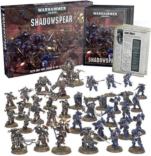 Games Workshop Warhammer 40k - Shadowspear - English: Amazon.es: Juguetes y juegos
