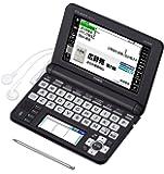 カシオ 電子辞書 エクスワード 生活・教養モデル XD-U6500BK ブラック