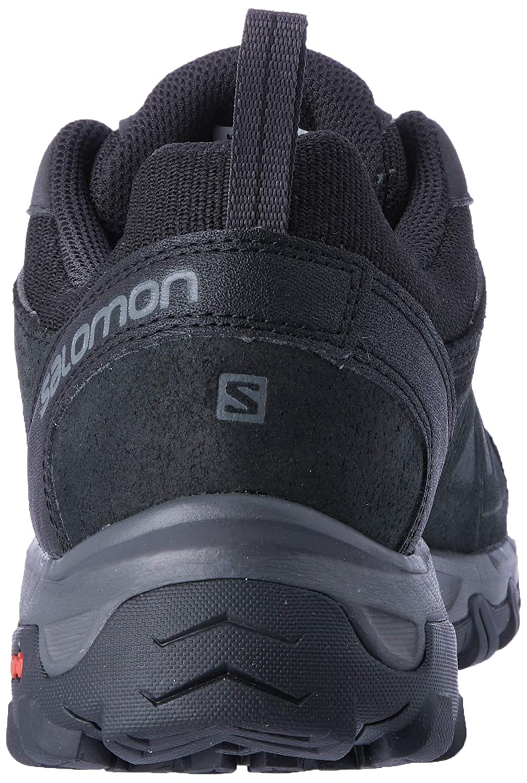 Calzado Salomon Evasion 2 LTR gris//negro 2017